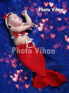 عکاسی کودک آتلیه نوزاد
