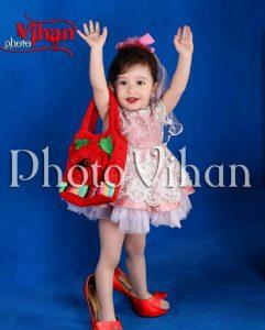 آتلیه ی عکاسی کودک